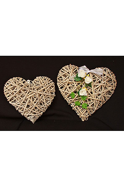light-brown-wicker-heart