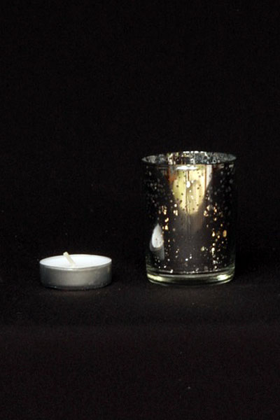 tea-light-holder-glass-silver-speckled-small