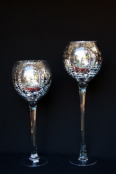 vase-goblet-specklet-silver