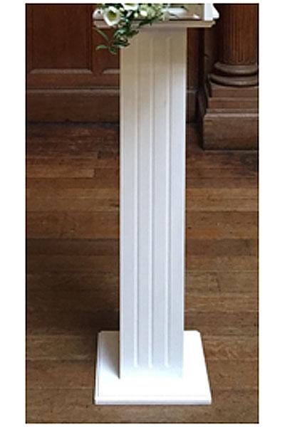 wooden-pedestal