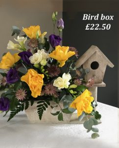 mothers day bird box