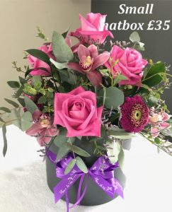 mothers day small hatbox